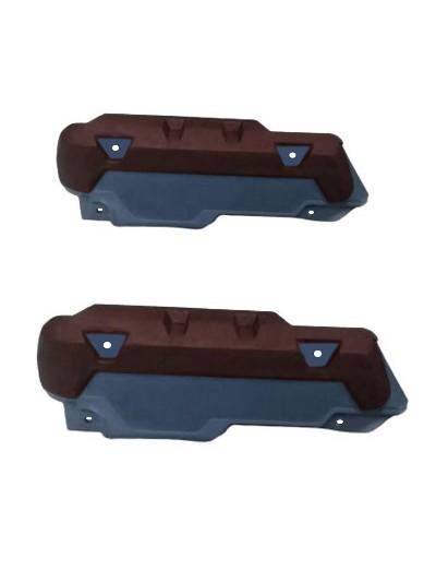 双色注塑-电动工具装饰盖双色注塑件