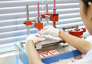 东莞市马驰科包胶注塑产品耐磨损实验