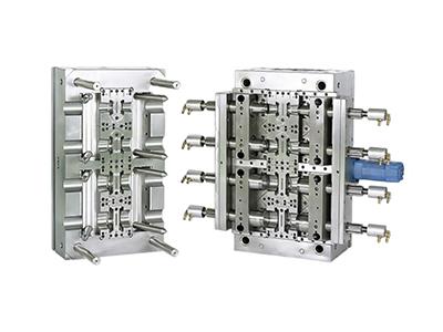 注塑模具-电动工具盒模具