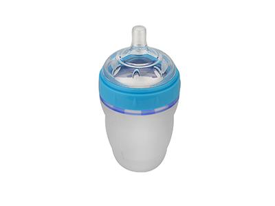 注塑模具-奶瓶注塑件